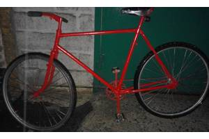 Старинные велосипеды
