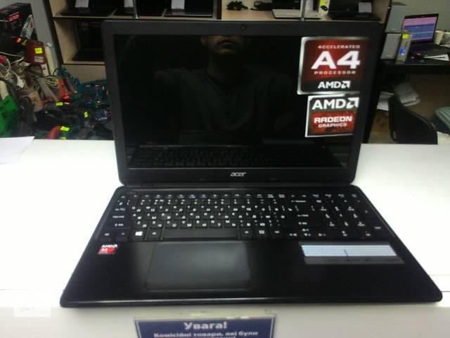 продам ультрабук Acer 15.6 a4 4 ядра, 4 озу 500 жесткий диск, в идеале бу в Виннице
