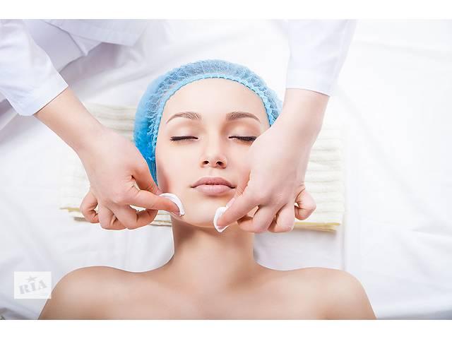 Ультразвуковая чистка лица,биотатуаж бровей,микроблейдинг,альгинатные маски- объявление о продаже  в Харькове