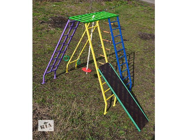 купить бу Уличный детский спортивный комплекс Ухтышка + бесплатная доставка от завода производителя в Днепре (Днепропетровск)
