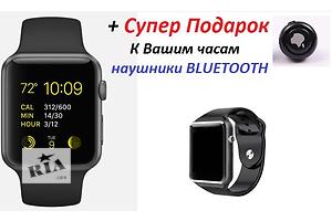 Умные часы Iwatch - надежный компаньон для Вашего Смартфона