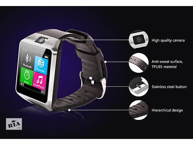 Умные часы Smart Watch GV08 распродажа!- объявление о продаже  в Киеве