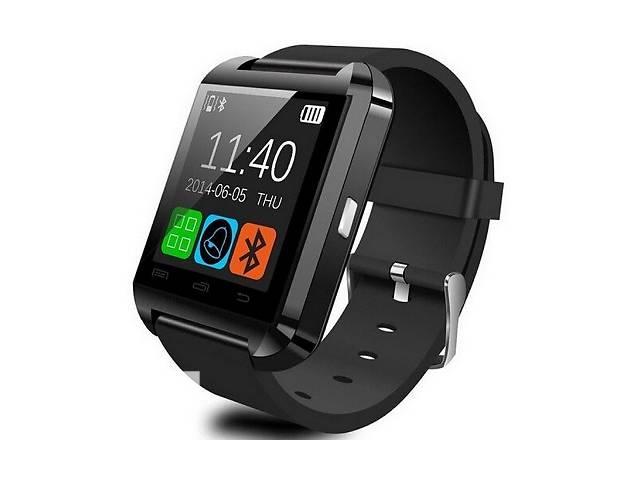 бу Умные часы Smart Watch U8S/U8 Bluetooth цвет ЧЕРНЫЙ в Черновцах
