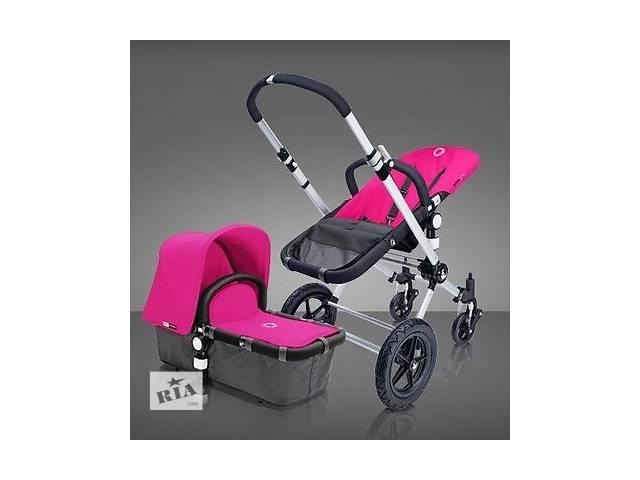 Универсальная коляска Bugaboo Cameleon розовая- объявление о продаже  в Львове