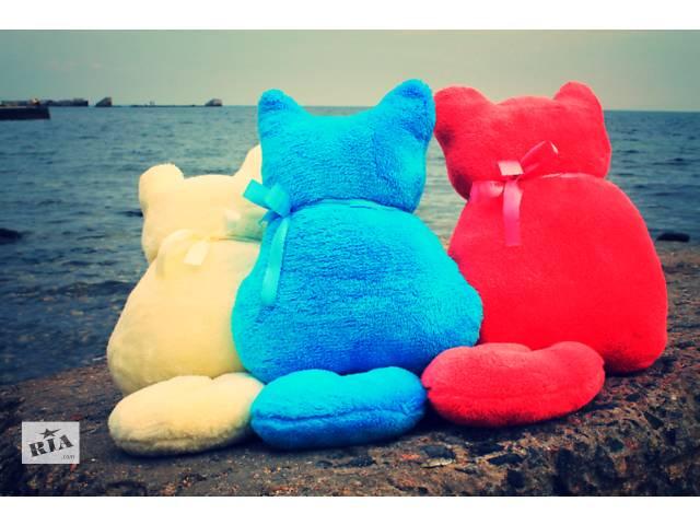 купить бу Уникальная авторская декоративная подушка кот ТМ CatoFF в Одессе