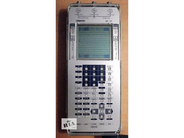 бу уникальный измерительный компьютер Createc Signal Computer SC 01 в Киеве