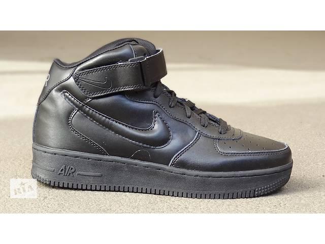продам Унисекс кроссовки Nike Air Force Mid/Low Осень 2016! БЕЗ ПРЕДОПЛАТЫ бу в Харькове