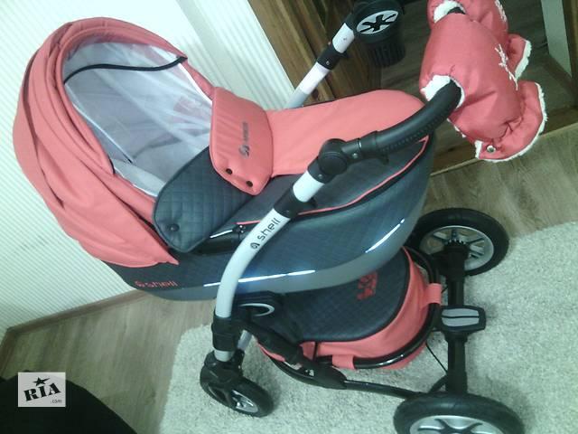 Универсальная детская коляска 2 в 1 BabyActive Shell Eko- объявление о продаже  в Ровно