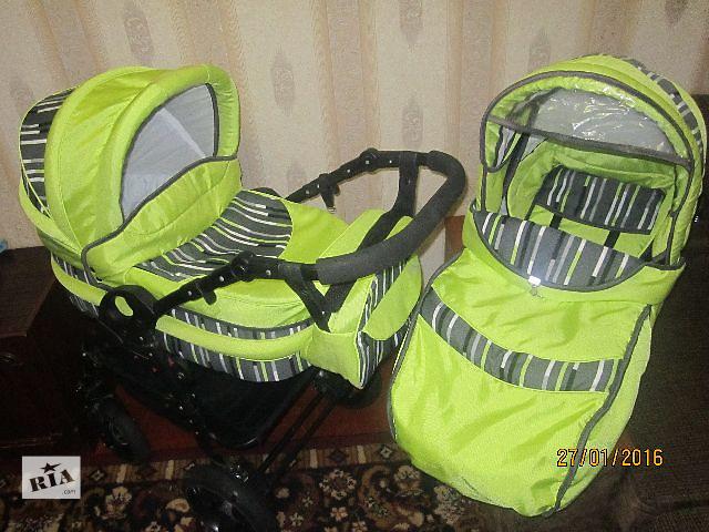 продам Универсальная коляска ANMAR HILUX 2 в 1 бу в Покрове (Орджоникидзе)