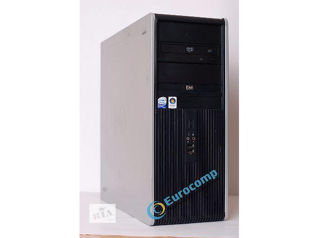 продам Универсальный компьютер, ПК, для учебы, дома, игровой Hp Compaq DC 7900 бу в Днепре (Днепропетровске)