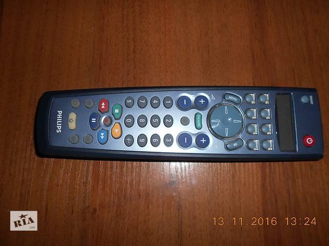 Универсальный пульт Philips SBC RU 880/00- объявление о продаже  в Тернополе