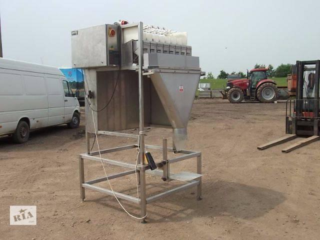 бу Упаковочная машина Newtec (8-чашечная, весовая станция), в наличии в Ровно