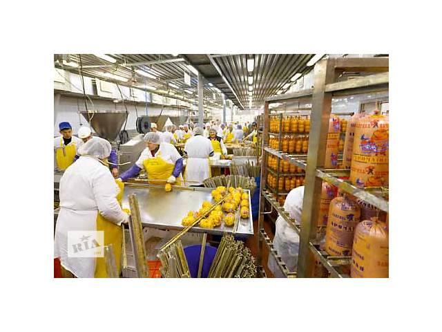 бу Упаковщик колбасных изделий в Польшу 8 зл нетто  в Украине