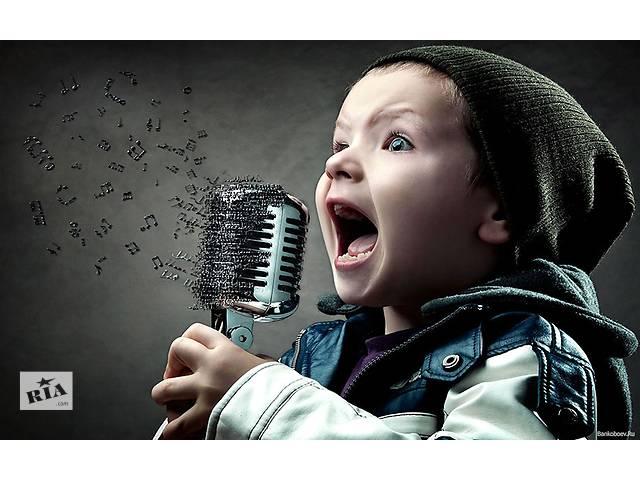 Уроки академического и эстрадного вокала для всех возрастов- объявление о продаже  в Одессе