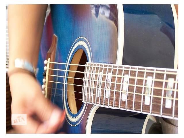 Уроки игры на гитаре- объявление о продаже  в Тернополе