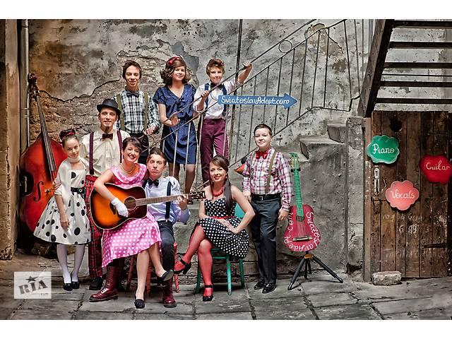 Уроки вокала в школе YOLO- объявление о продаже  в Львове