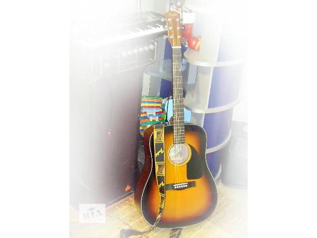 продам Уроки игры на гитаре бу в Белой Церкви (Киевской обл.)