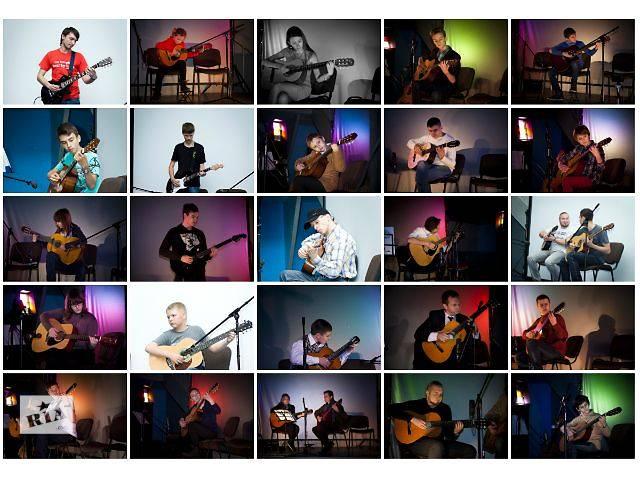Уроки игры на гитаре. Школа гитары Serenada- объявление о продаже  в Киеве