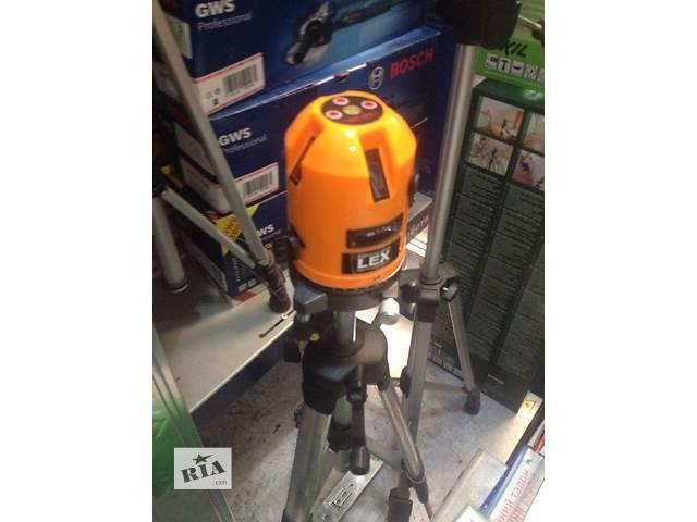 Уровень лазерный LEX LXNL01- объявление о продаже  в Харькове