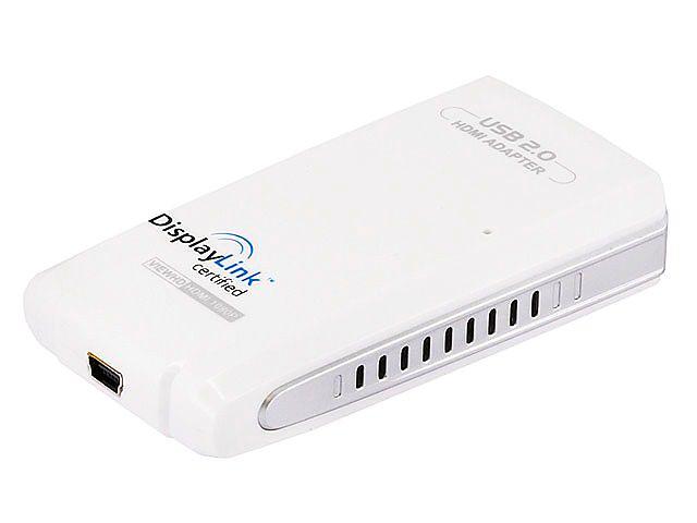 купить бу USB 2.0 в HDMI видеоадаптер в Киеве