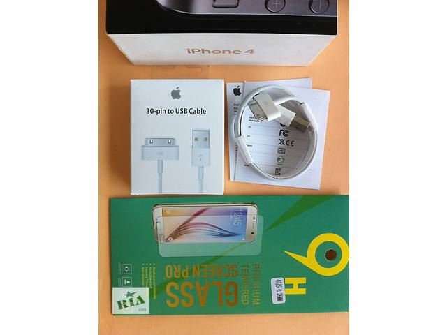 купить бу Usb кабель iPhone 3/3G/4/4s 30pin зарядка шнур юсб айфон 4 + ПОДАРОК в Днепре (Днепропетровске)