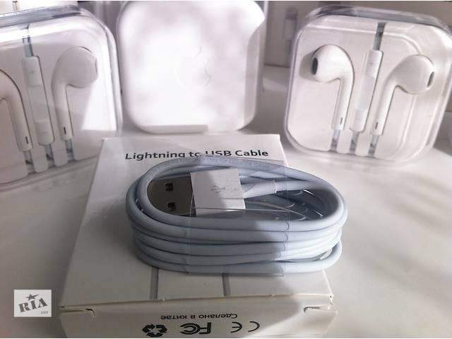 бу USB кабель lightning iPhone 5/5s (копия)  в Днепре (Днепропетровск)