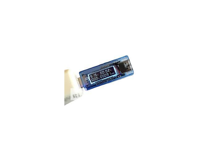 продам USB тестер для измерения ёмкости бу в Славянске
