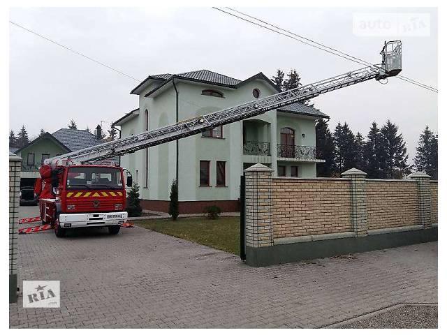 купить бу Услуги, аренда автовышки локтевой 22 м., телескопической 17 м., 32 м.  в Украине