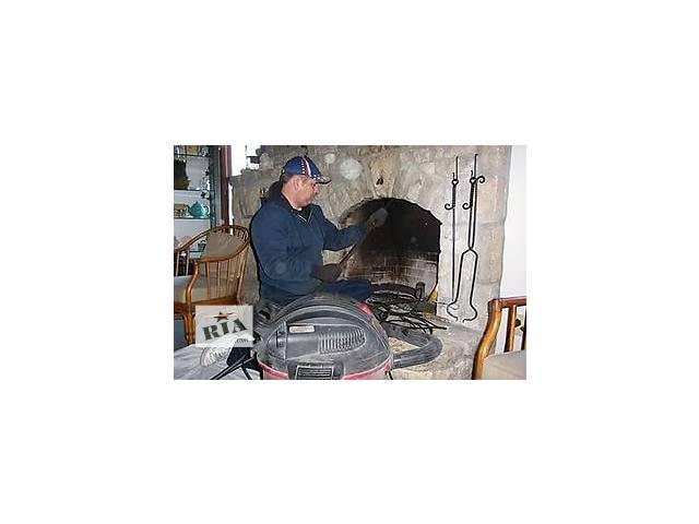 Услуги по чистке дымоходов- объявление о продаже  в Киеве