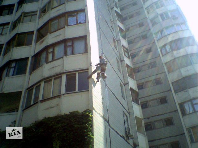 продам Услуги на высотные работы от альпинистов .Одесса. бу в Одессе