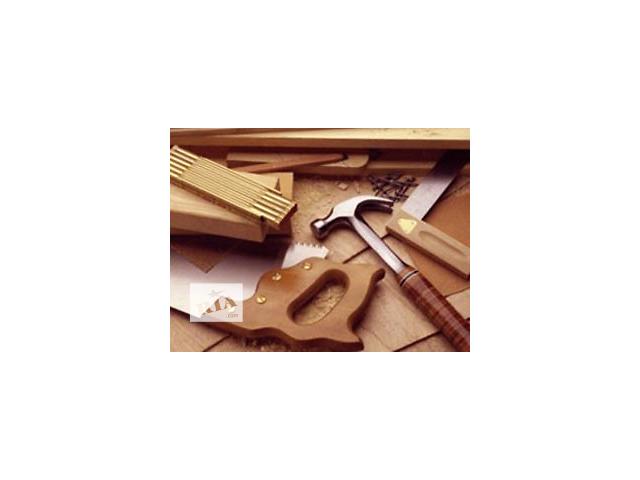продам Услуги столяра Винница, услуги плотника в Виннице. Любая сложность работ бу в Виннице