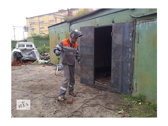 продам услуги сварщика Донецк сварочные работы бу в Донецке