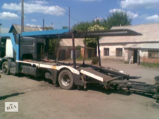 купить бу Установка автовоз в Сумах
