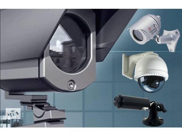 купить бу Установка систем видеонаблюдения любой сложности в Одесской области