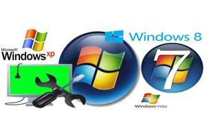 Восстановление данных, Установка Windows, Чистка ноутбуков и компьютеров