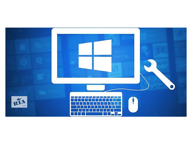 купить бу Встановлення Windows OS, Mac OS та інші роботи з ПК в Киеве