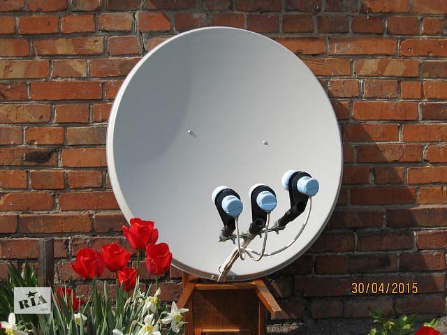 Установка и ремонт спутниковых антенн в Харькове.- объявление о продаже  в Ахтырке
