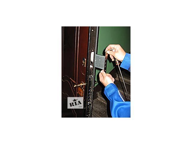 продам Установка замков в деревянные и металлические двери бу в Киеве
