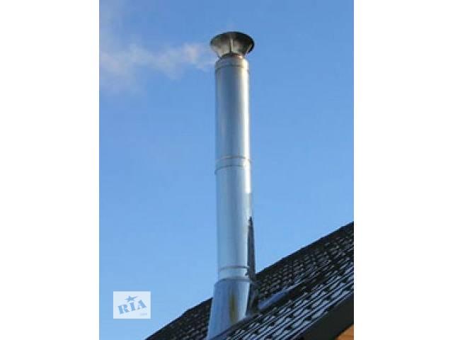 Установка оцинкованных дымоходов и вентиляции- объявление о продаже  в Кривом Роге (Днепропетровской обл.)