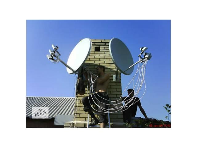продам Установка спутниковых антенн в Одессе и области бу в Одессе