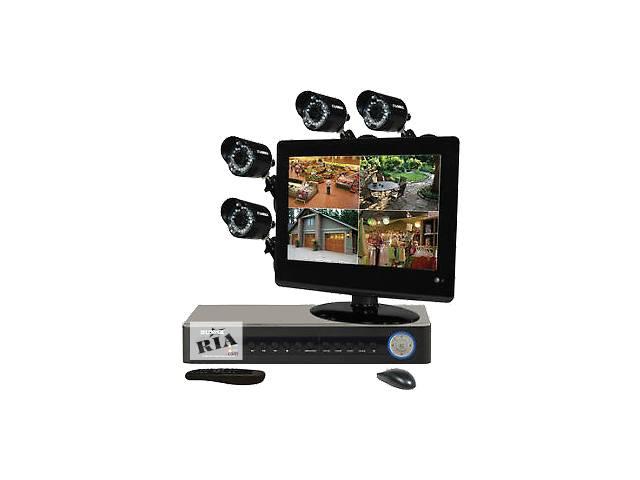 бу Установка систем видеонаблюдения в Коломые