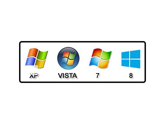 бу Установка Windows в Хмельницком