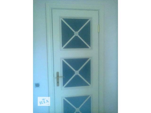 бу Установить двери входные и межкомнатные в Виннице