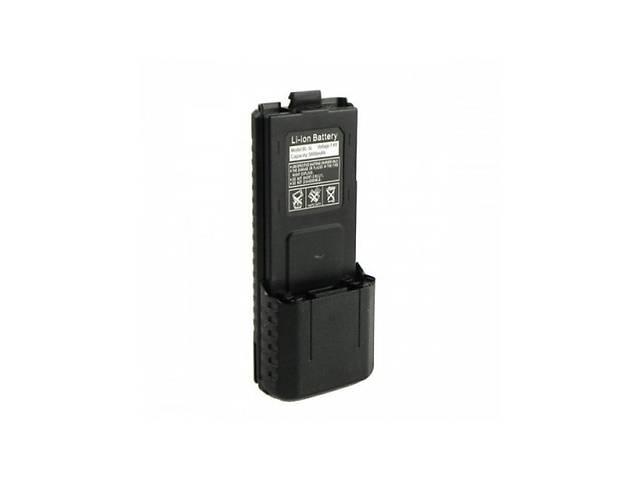 купить бу Усиленный аккумулятор для радиостанции Baofeng UV-5R,Kenwood TK-F8 в Харькове