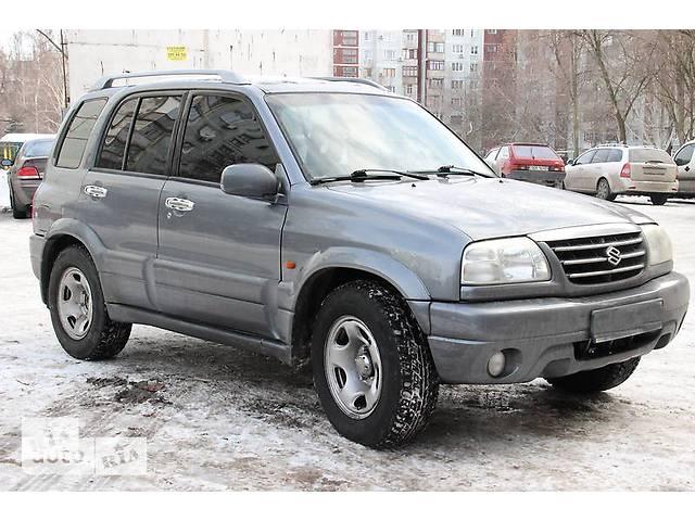 Усилитель переднего бампера  Suzuki Grand Vitara- объявление о продаже  в Киеве