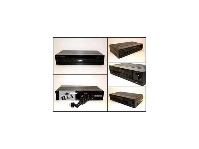продам усилитель Sherwood 1140 stereo + Digital FM-radio 18 снаnel surraund sound рекомендованный тип колонок Radiotehnika S-90 бу в Киеве