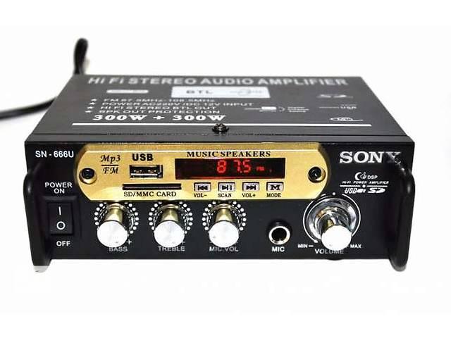 продам Усилитель Sony SN-666U бу в Виннице