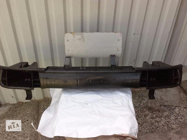 купить бу Усилитель заднего бампера для Chevrolet Aveo T250 2006-11 в Тернополе
