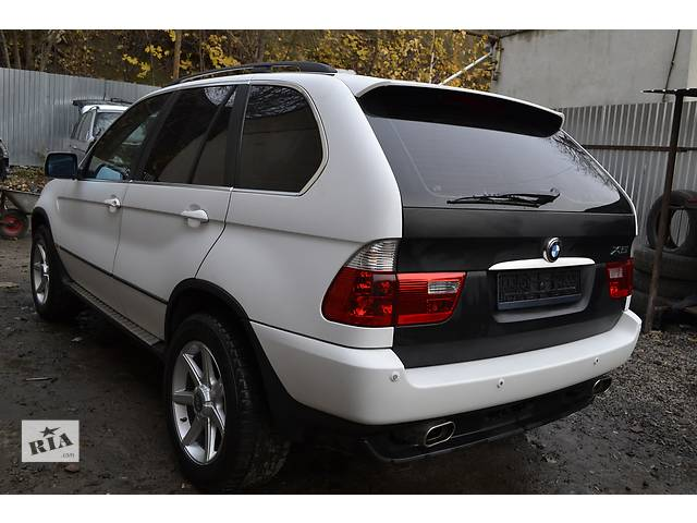купить бу Усилитель заднего/переднего бампера BMW X5 е53 БМВ Х5 в Ровно