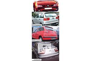 Новые Усилители заднего/переднего бампера Seat Ibiza